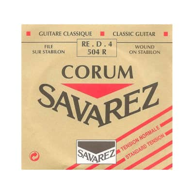 Savarez 504R 4th Classic Guitar String