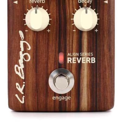 LR Baggs Align Reverb Acoustic Reverb Pedal for sale