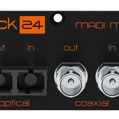 Cymatic Audio uTrack24 MADI Option Card