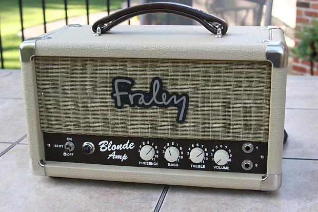 Fraley Blonde Bassman 6G6 2004 | No Name Guitars