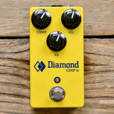 Diamond Comp Jr Optical Compressor w/EQ MINT