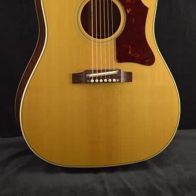Gibson Custom Shop J-45 Adjustable Saddle Natural