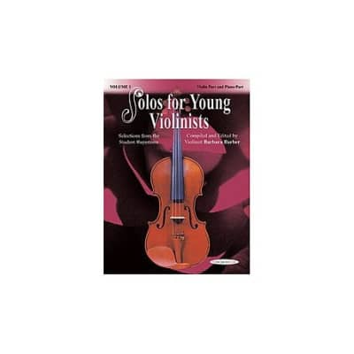 Solos for Young Violinists - Book 2