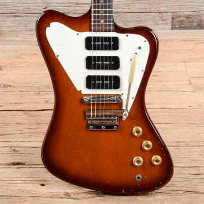 Gibson Firebird III Sunburst 1966