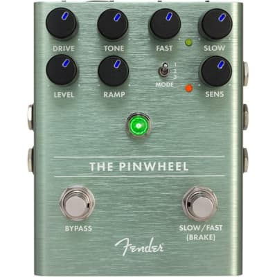 Fender The Pinwheel Rotary Speaker Emulator Pedal for sale