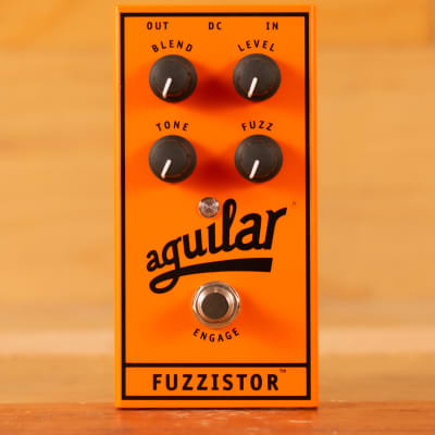 Aguilar Fuzzistor Bass Fuzz Pedal for sale