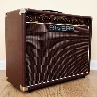 Rivera Rivera Sedona 55 Acoustic Electric Tube Combo Amp 1x12 w/ JBL M222 for sale