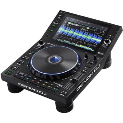 "Denon DJ Professional DJ Media Player with 10.1"" Touchscreen and WiFi Music Streaming"