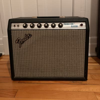 Fender Princeton Reverb  1979 Silverface for sale