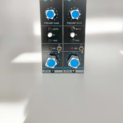 Classic Audio Products of IL VP26 PAIR W/ CA-0252 Op-amps