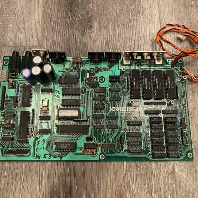 Sequential Circuits Prophet 2000 / 2002 CPU PCB