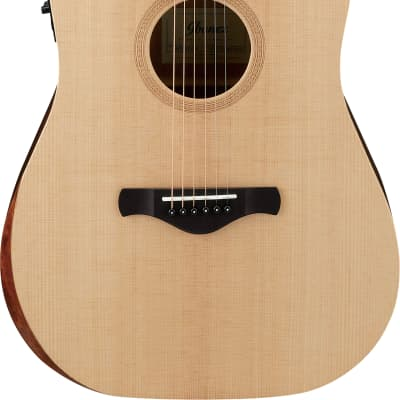 Ibanez AW150CE Artwood Unbound Acoustic-Electric Guitar Satin Natural