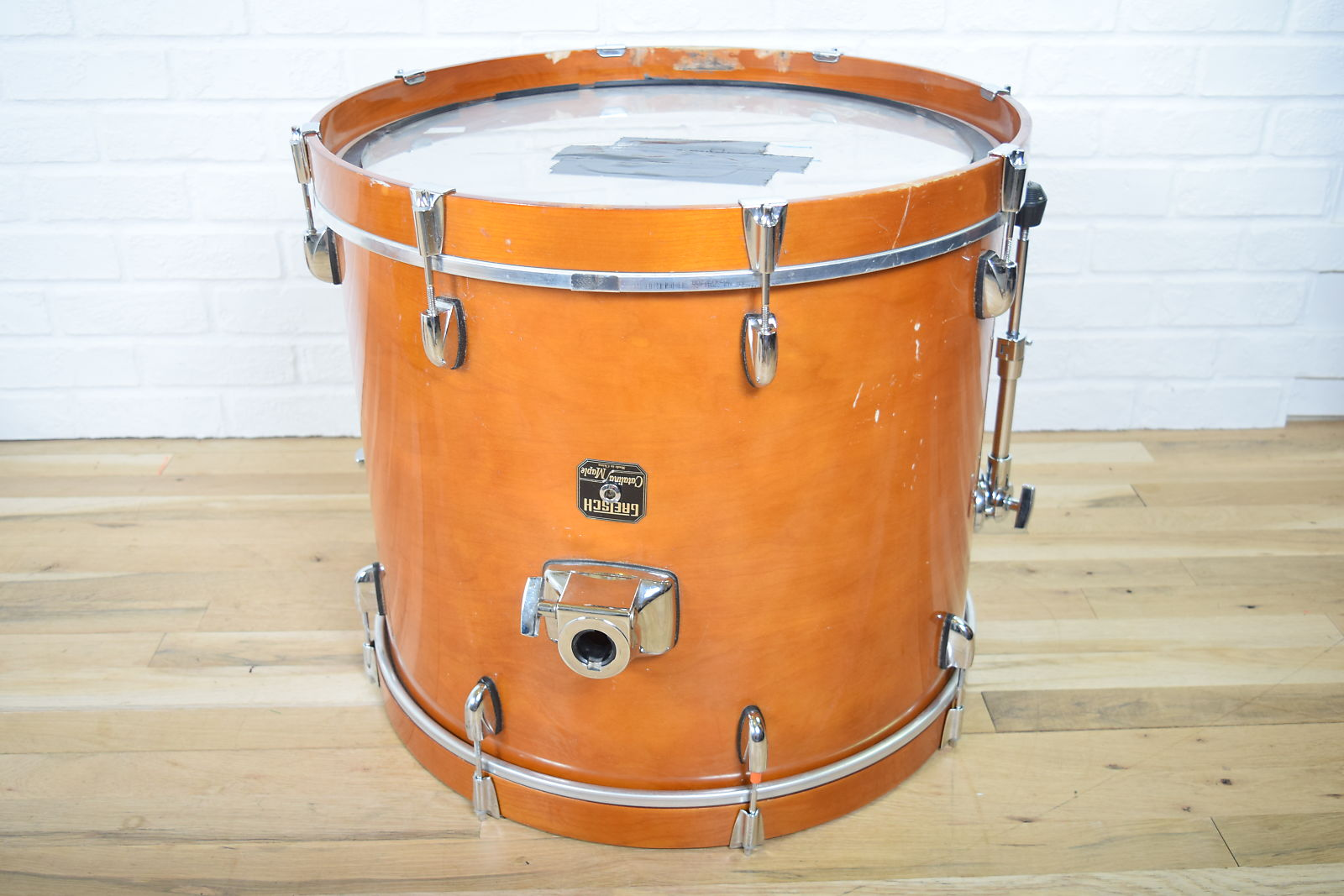 Drums For Sale >> Gretsch Catalina Maple 22x18 Bass Kick Drum Awesome Used Drums For Sale