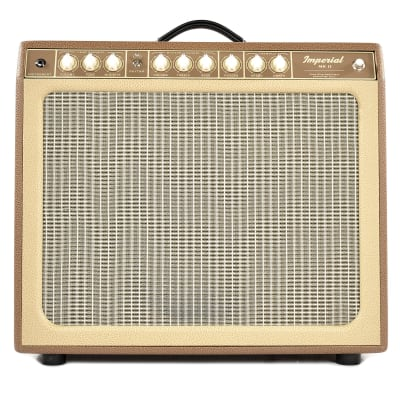 Tone King Imperial MKII 20W 1x12 Combo Brown/Beige