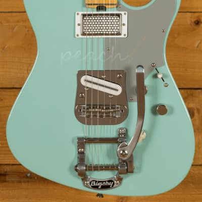 Asher HT Deluxe Daphne Blue Used for sale