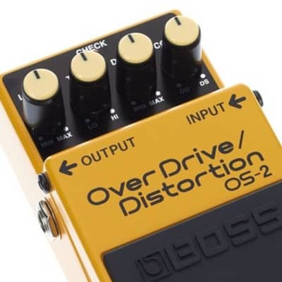 BOSS OS2 overdrive distortion for sale