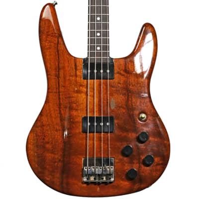 Vintage Travis Bean TB-2000 4-String Electric Bass Guitar 1977 Koa Body for sale