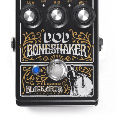 DOD Boneshaker distortion pedal for sale