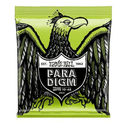 Ernie Ball 2021 Paradigm 10-46 Electric Guitar Strings