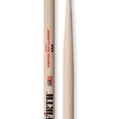 Vic Firth American Classic Series Nylon Tip Drumsticks - 5A