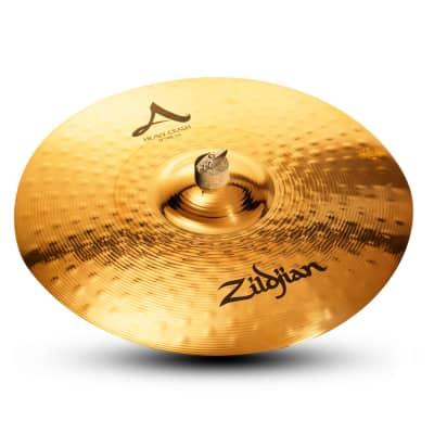 "Zildjian A custom 19"" Heavy Crash Cymbal Brilliant Finish Brilliant"