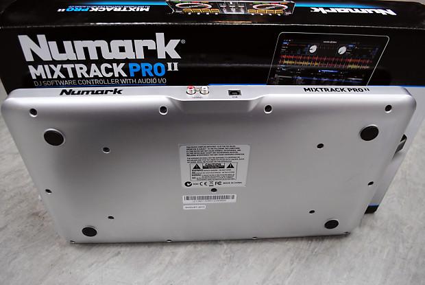 Numark Mixtrack Pro II 2-Channel DJ Controller