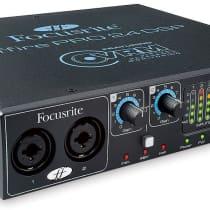 Focusrite Saffire Pro 24 DSP 2010s Black image