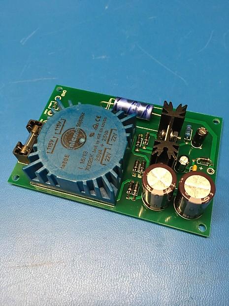 Custom 5W 48v PS | Teegarden Audio Outlet