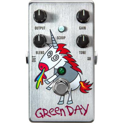 MXR DD25V3 Green Day Dookie Drive Overdrive V3