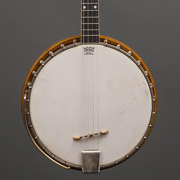 Vega Banjos - Tubaphone Tenor - Style M | Mass Street Music