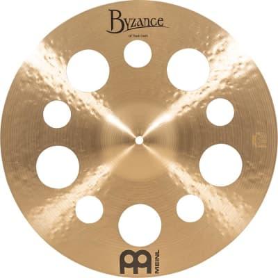 """Meinl 18"""" Byzance Traditional Trash Crash Cymbal"""