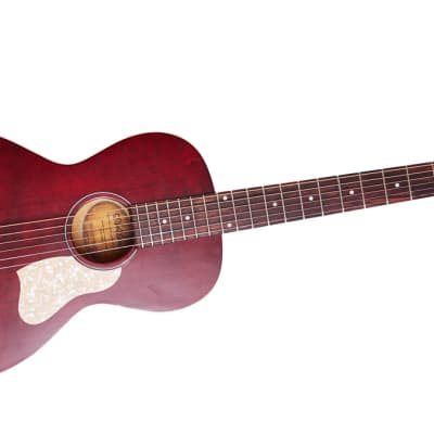 9085c344c2a Art & Lutherie Roadhouse Parlor A/E Tennessee Red