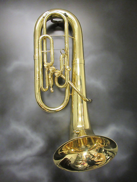 Baritones King Cleveland Bell Front Baritone Horn Musical Instruments & Gear