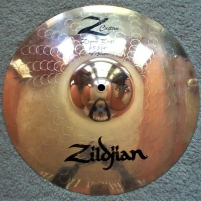 "Zildjian Z Custom Dyno Beat 14"" Bottom Hi-Hat Cymbal"