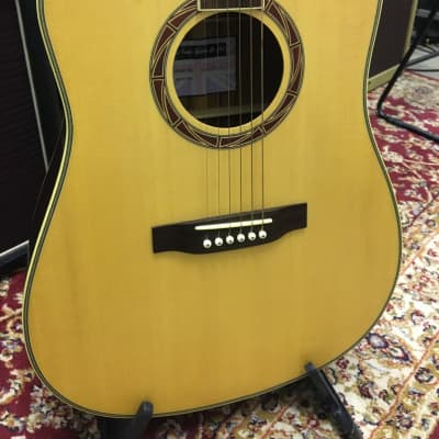 Indie ID-30CE Left Handed Acoustic Guitar for sale