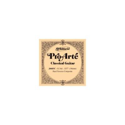 D´Addario ProArte Composite J4603C G Classical Single Guitar String