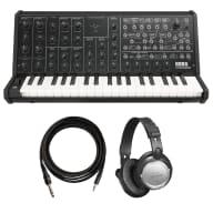 Korg MS-20 mini Monophonic Synthesizer BONUS PAK