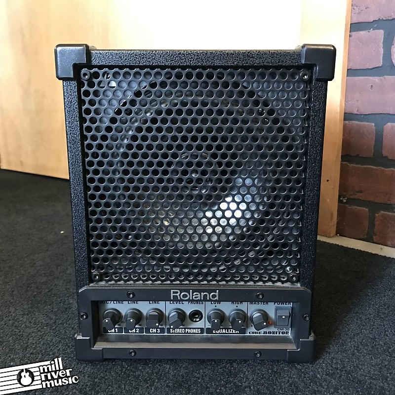 Roland CM-30 Cube Monitor 2-Way 30W 6.5