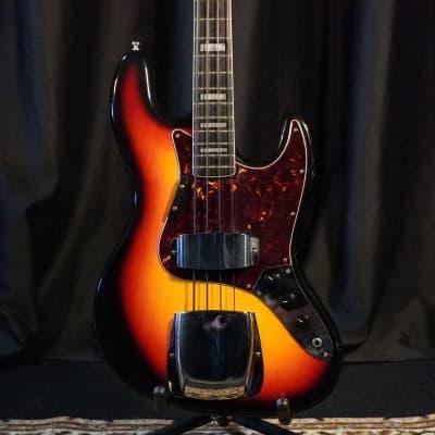 Hohner Vintage Jazz Bass Copy 4 string Sunburst for sale