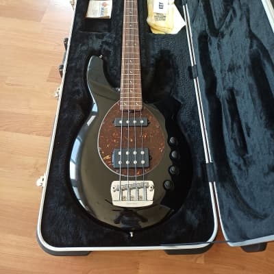 Ernie Ball Music Man USA Bongo 4 HS Bass 2014 Limited Edition All Rosewood Neck for sale