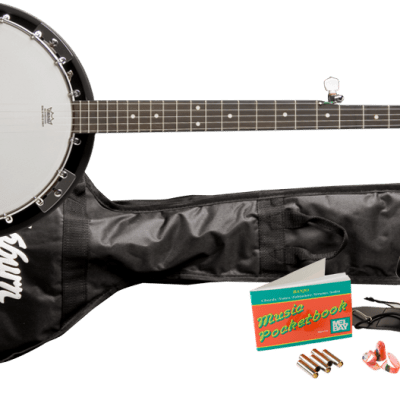New 2020 Washburn B8 Banjo Pack Pro Set Up Support Small Business Buy it Here. We Love You ! for sale