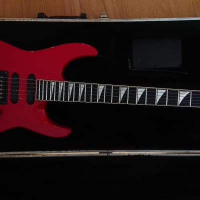 Jackson Fusion Pro 1990 Ferrari Red for sale