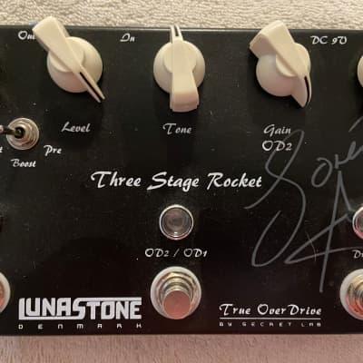 Lunastone Three Stage Rocket Overdrive for sale