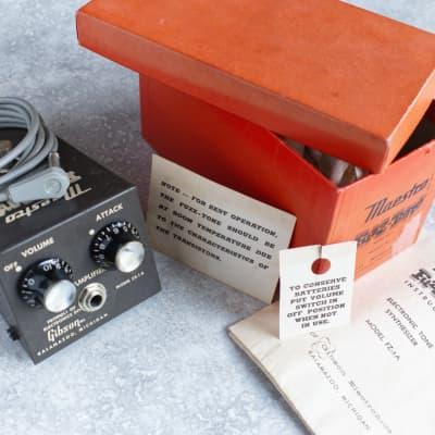 Maestro Fuzz-Tone FZ 1A 1967 Brown for sale
