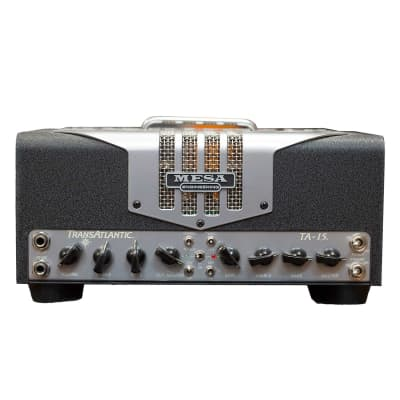 Mesa Boogie TransAtlantic TA-15 2-Channel 25-Watt Guitar Amp Head