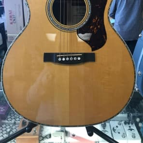 Martin Limited Edition GPC-42E #18 of 25 Amazon Rosewood Natural for sale