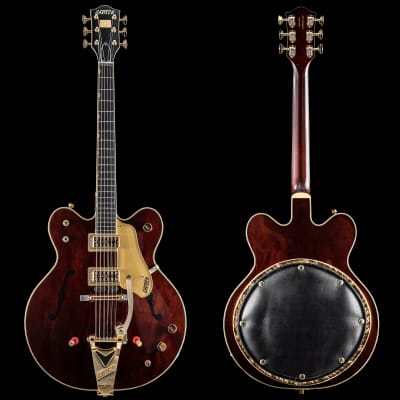 Gretsch G6122T-62 Vintage Select Edition '62 Chet Atkins Country Gentleman - Walnut Stain (818) for sale