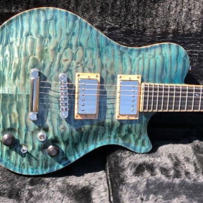 New Orleans Guitar Co VOODOO CUSTOM for sale