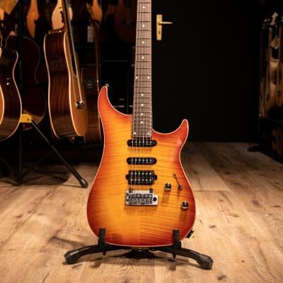 Vigier Excalibur Ultra Blues HSS Amber for sale