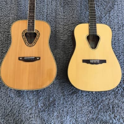 Gretsch 6010 Sun Valley+ TFW905 Prototype 1991 (2guitars) for sale